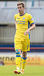 Inverness Caley Thistle v St Johnstone…27.08.16..  Tulloch Stadium  SPFL<br />Steven MacLean<br />Picture by Graeme Hart.<br />Copyright Perthshire Picture Agency<br />Tel: 01738 623350  Mobile: 07990 594431