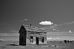 Ghost town, Shaniko, Oregon