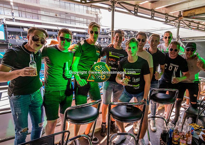 Utrecht, The Netherlands,  September 5, 2021,  Jaarbeurs, Decathlon Copa de Padel,  <br /> Photo: Tennisimages/Henk Koster