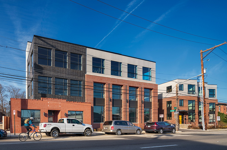 North Fourth Mixed-Use | The Graham & The Christopher | WSA Studio
