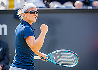 Den Bosch, Netherlands, 16 June, 2018, Tennis, Libema Open, Kristen Flipkens (BEL)<br /> Photo: Henk Koster/tennisimages.com