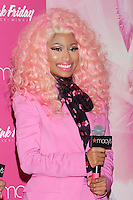 NEW YORK, NY - NOVEMBER 20: Multi-Platinum singer, songwriter, rapper and American Idol judge, Nicki Minaj comes home to her fans in Queens, to celebrate the holiday season and the success of PINK FRIDAY, at Macy's Queens Center in New York. November 20, 2012. © Diego Corredor/MediaPunch Inc. /NortePhoto