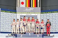 6 HOURS AT SILVERSTONE (GBR) ROUND 4 FIA WEC 2012