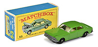 BNPS.co.uk (01202) 558833.<br /> Pic: VectisAuctions/BNPS<br /> <br /> Pictured: Matchbox Regular Wheels 53c Ford Zodiac sold for £8400<br /> <br /> A man who spent 30 years building an epic collection of Matchbox toy cars is celebrating today after it sold for £480,000.<br /> <br /> Graham Hamilton, 55, fell in love with the miniature toys as a child and would put them back in their boxes after playing with them.<br /> <br /> He began collecting seriously in his early 20s after retrieving a box of his treasured toys from his parents' loft.<br /> <br /> Graham spent over £100,000 acquiring 1,800 Matchbox cars, which was virtually every one made at Matchbox's old Lesney factory in London<br /> between 1962 and 1982.