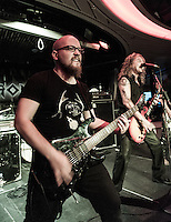 Necronomicon (from Germany) on the 2012 Barge to Hell.