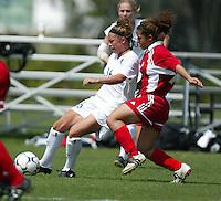 Casie Ludemann, U-16 US GNT, March 12, 2004