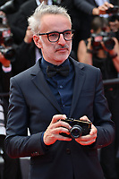 CANNES, FRANCE. July 15, 2021: Vincent Delerm at the France premiere at the 74th Festival de Cannes.<br /> Picture: Paul Smith / Featureflash