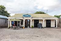 Tanzania. Near Tarangire National Park.  Guest House and Mini-supermarket.