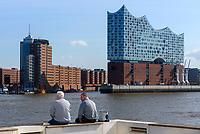Elbphilharmonie, Hamburg, Deutschland, Europa<br /> Concerthall Elbphilharmonie, Hamburg, Germany, Europe