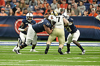 SAN ANTONIO, TX - SEPTEMBER 14, 2019: The United States Military Academy Black Knights defeat the University of Texas at San Antonio Roadrunners 31-13 at the Alamodome. (Photo by Jeff Huehn)