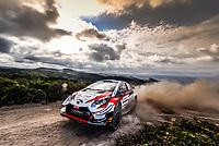 EVANS<br /> Rally d'Italia 2020 Sardegna <br /> Foto Andre Lavadinho / Panoramic / Insidefoto <br /> ITALY ONLY