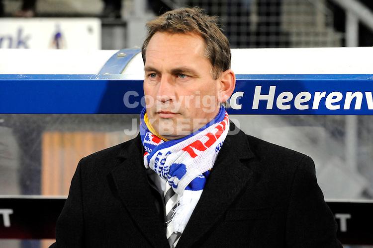 voetbal sc heerenveen - fc ventspils europa leaque seizoen 2009-2010 16-12-2009 gert heerkens