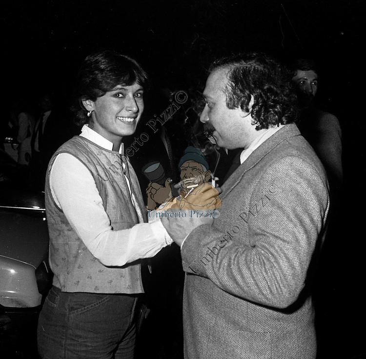 GIANNI MINA'<br /> ROMA 1980