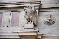 - Milan, the Central Station, decorations of the Royal Hall<br /> <br /> - Milano, Stazione Centrale, decorazioni della Sala Reale