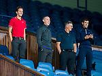 Tom Walsh, David Weir, Jim Stewart and Ryan Hardie
