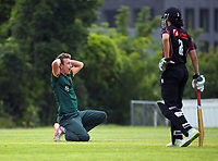 201121 Hazlett Trophy Cricket - Victoria University v North City