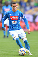 Jose Callejon of Napoli in action during the Serie A 2018/2019 football match between Frosinone and SSC Napoli at stadio Benito Stirpe, Frosinone, April 28, 2019 <br /> Photo Andrea Staccioli / Insidefoto