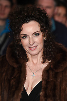 """Gillian Berrie<br /> arriving for the London Film Festival screening of """"Outlaw King"""" at the Cineworld Leicester Square, London<br /> <br /> ©Ash Knotek  D3446  17/10/2018"""