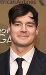 Benjamin Walker attends the Roundabout Theatre Company's 2019 Gala honoring John Lithgow at the Ziegfeld Ballroom on February 25, 2019 in New York City.