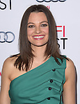 Michelle Sinclair at The Gala screening of INHERENT VICE at AFI FEST 2014 presented by Audie held at at The Egyptian Theatrein Hollywood, California on November 08,2014                                                                               © 2014 Hollywood Press Agency