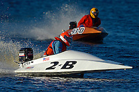2-B and 93-D  (Outboard Runabout)