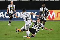 Rio de Janeiro (RJ), 08/02/2021 - Botafogo-Grêmio - Pepê jogador do Grêmio,durante partida contra o Botafogo,válida pela 35ª rodada do Campeonato Brasileiro,realizada no Estádio Nilton Santos (Engenhão), na zona norte do Rio de Janeiro,nesta segunda-feira (08).
