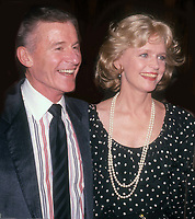 Roddy McDowell Lee Remick 1980s Photo By John Barrett/PHOTOlink