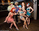 Nuit Blanche, Redheads at Beaumarchais