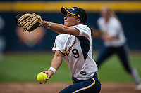 CAL Softball vs. Stanford, May 5, 2013