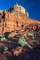 Rock outcropping, Bureau of Land Management (BLM), Utah
