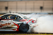 Formula DRIFT Black Magic Pro Championship<br /> Round 7<br /> Texas Motor Speedway, Fort Worth, TX USA<br /> Friday 8 September 2017<br /> Ken Gushi, Greddy Performance / Nexen Tire Toyota GT86<br /> World Copyright: Larry Chen<br /> Larry Chen Photo