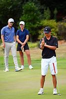 Kazuma Kobori. Day four of the Brian Green Property Group NZ Super 6s Manawatu at Manawatu Golf Club in Palmerston North, New Zealand on Sunday, 28 February 2021. Photo: Dave Lintott / lintottphoto.co.nz