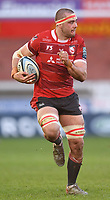26th March 2021; Kingsholm Stadium, Gloucester, Gloucestershire, England; English Premiership Rugby, Gloucester versus Exeter Chiefs; Lewis Ludlow of Gloucester makes a break