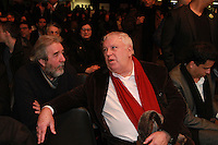 Gerard Filoche - Dernier meeting de Benoit Hamon avant les primaires de la Gauche ‡ Montreuil, le 26/01/2017. # DERNIER MEETING DE BENOIT HAMON AVANT LES PRIMAIRES DE LA GAUCHE