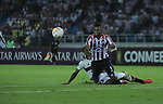 Flamengo venció 1-2 a Junior. Fase de grupos Conmebol Libertadores 2020.