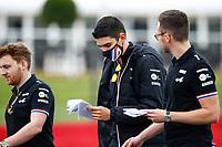 15th July 2021, Silverstone Circuit, Northampton, England;  OCON Esteban (fra), Alpine F1 A521 during the Formula 1 Pirelli British Grand Prix 2021, 10th round of the 2021 FIA Formula One World Championship