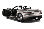 Car images close up view of a 2018 Jaguar F-Type R Dynamic 2 Door Convertible doors
