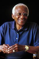 Former Archbishop of Cape Town Desmond Tutu.