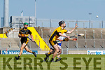 Conor Bohane, Dr. Croke during the Kerry County Intermediate Hurling Championship Final match between Dr Crokes and Tralee Parnell's at Austin Stack Park in Tralee