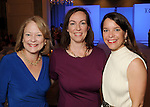 From left: Pam Lovett, Shannon Wiesedeppe and Sara Litten at the Junior League of Houston's Opening Style Show & Luncheon Thursday Sept. 10,2015.(Dave Rossman photo)