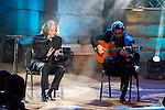 Jose Merce during 2015 Theater Ceres Awards ceremony at Merida, Spain, August 27, 2015. <br /> (ALTERPHOTOS/BorjaB.Hojas)