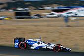 Verizon IndyCar Series<br /> GoPro Grand Prix of Sonoma<br /> Sonoma Raceway, Sonoma, CA USA<br /> Friday 15 September 2017<br /> Sebastien Bourdais, Dale Coyne Racing Honda<br /> World Copyright: Jake Galstad<br /> LAT Images
