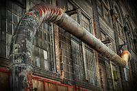 Industrial degeneration
