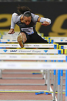 Pascal Martinot Lagarde FRA 110m Hurdles Men   <br /> Roma 02-06-2016 Stadio Olimpico.<br /> IAAF Diamond League 2016<br /> Atletica Legera <br /> Golden Gala Meeting - Track and Field Athletics Meeting<br /> Foto Cesare Purini / Insidefoto