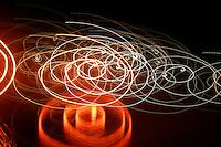 Spiral Light Experiment 2