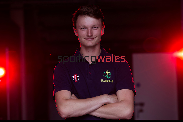 Glamorgan Cricketer Aneurin Donald.<br /> 17.08.16<br /> ©Steve Pope Sportingwales