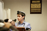 ARCHIVE - <br /> <br /> Bar Mitzvah<br /> au Quebec<br /> <br /> PHOTO :  Agence Quebec Presse