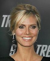 Heidi Klum<br /> 2009<br /> Photo By Russell EInhorn/CelebrityArchaeology.com