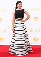 LOS ANGELES, CA, USA - AUGUST 25: Actress Ariel Winter arrives at the 66th Annual Primetime Emmy Awards held at Nokia Theatre L.A. Live on August 25, 2014 in Los Angeles, California, United States. (Photo by Celebrity Monitor)