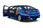 Car images of 2018 Chevrolet Cruze Premier 4 Door Sedan Doors